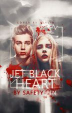 Jet Black Heart by safety-pin
