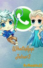 whatsApp jelsa<3 by Phoskito22