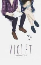 Violet || H.S [Arabic Translation] by Noura_Mohamed