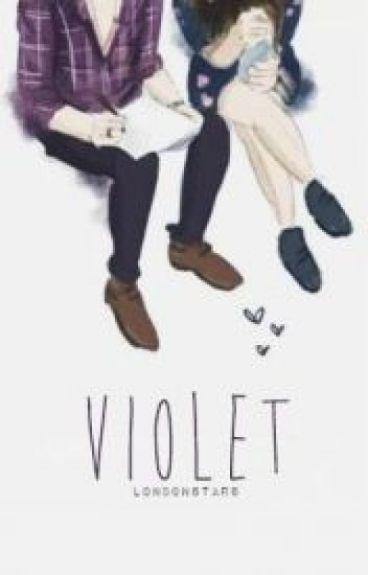 Violet || H.S [Arabic Translation]