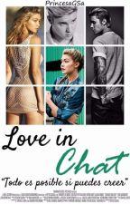 Love In Chat  (JB y Tu) by PrincesaGSa