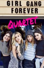 the Quartet [COMPLETED] by Thebrunettebookworms