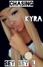 Chasing Kyra by SeySey_L