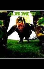 Army Girl by guitarstar19982