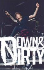 Down & Dirty (Asking Alexandria, Denis Stoff/ Denis Shaforostov) by asking_littleowl