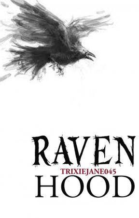 Raven Hood by Trixiejane045