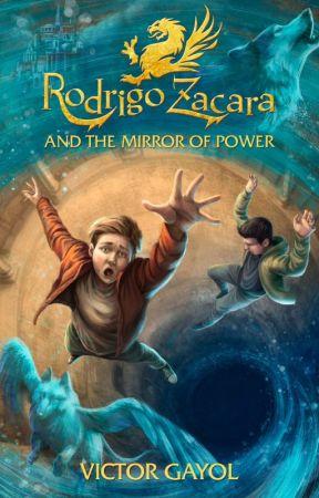 Rodrigo Zacara and the Mirror of Power by victorgayol