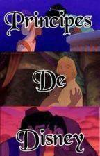 Los príncipes de Disney by AinadRangel