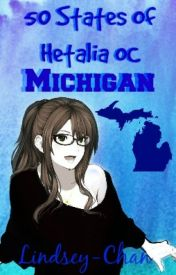 50 States OC [Michigan] by american-aspect