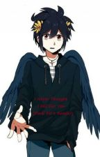 I Never Thought I Fall For You (Dark Pit x Reader) *Re-Writing* by CreepyGamerGirl