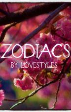 Zodiacs by RainbowHarryStyles
