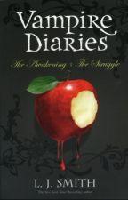 Book 1 vampire diaries by Kirstenard12