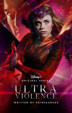 ULTRAVIOLENCE ━ Charles Xavier by zellasdays