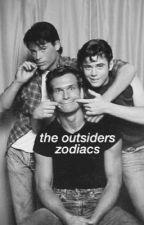 the outsiders zodiac [UNDER EDITING] by ponybxycurtiz