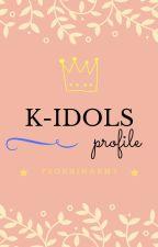 K-Idols Profiles by yeoshinarmy