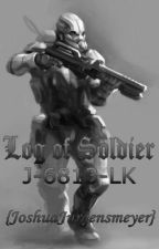 Log of Soldier J-6813-LK by JoshuaJurgensmeyer