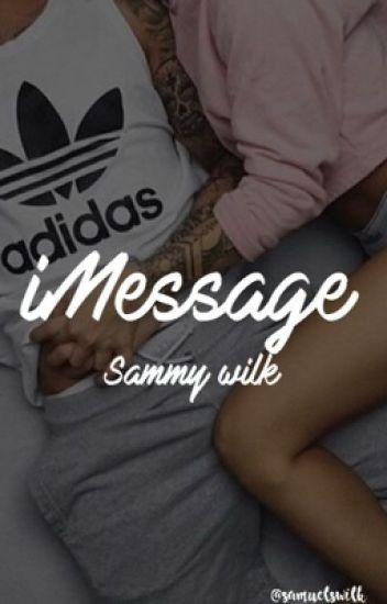 iMessage || s.w. || Daddy kink