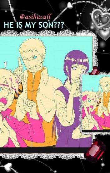 NaruHina - He is my Son?