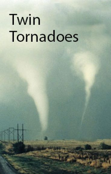 Twin Tornadoes by EgoAnt