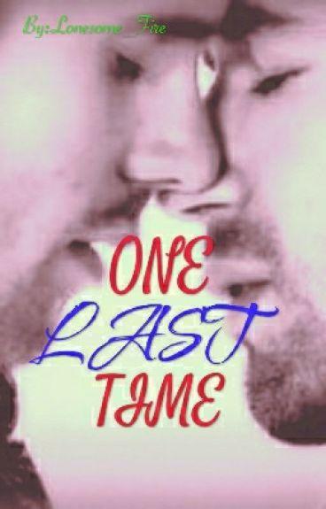 One Last Time (boyxboy)