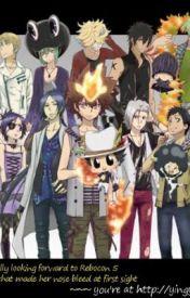 Katekyo Hitman Reborn: New Flame by animeanimallover