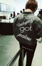 When Taehyung Get Jealous (One Shot) || [Edited] by jeonjiri