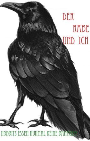 Der Rabe und Ich by Bobble42