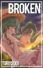 Broken [Inazuma Eleven] by tori112001