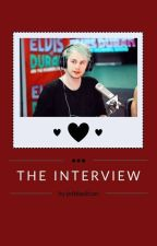 The Interview ➳ michael clifford by jetblacktori