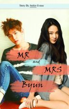 Mr and Mrs Byun by JK_Evans