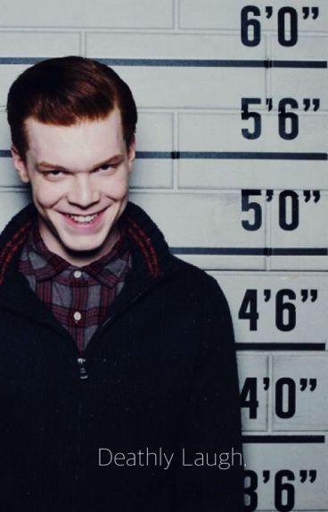 Deathly laugh. | Jerome Valeska | Gotham