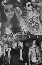 Mafya Lisede - Üniversitede Fan Ve Kesit✌ by esila_soykan_