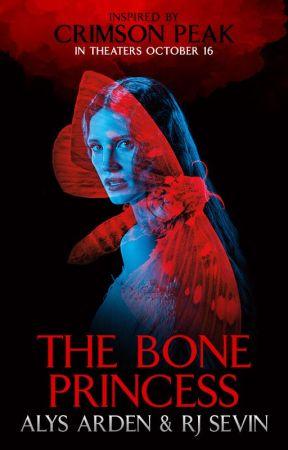 The Bone Princess by CrimsonPeak