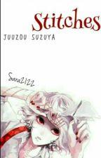 ❌Stitches❌(Suzuya Juuzou × Lectora) by callmejellie