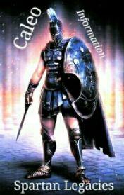 Caleo ~ Spartan Legacies Info by ZephyrionOfSparta