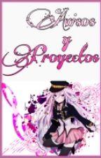 Avisos y Proyectos by JNLittle8_8