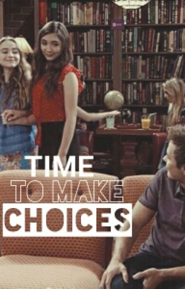 Time to make choices