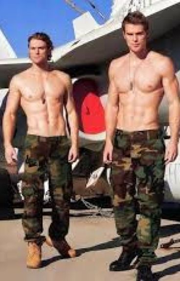 Military Alpha Mate(Boyxboy)