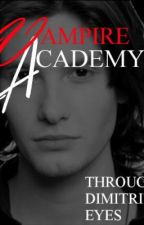 Vampire Academy: Dimitri by CHAMP19NS