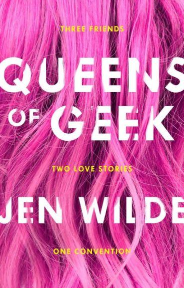 Queens of Geek by jenmariewilde