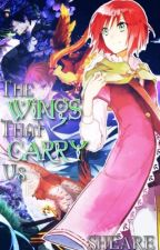 The Wings That Carry Us[Pokemon Fanfiction] by Sheare