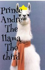 Prince Andre the Llama the Third by go_nargels8