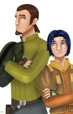 Ezra and Kanan by savage_animelover