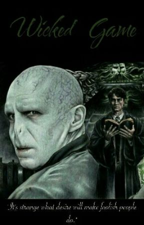 Wicked Game (Tom Riddle) DISCONTINUED  by xxharoldsweewooxx