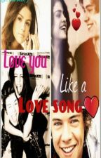 Love You Like a Love Song (Harry Styles & Selena Gomez) by Damari13