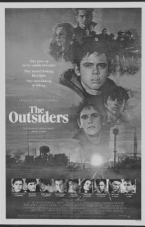 The Outsiders Preferences by greasyseven