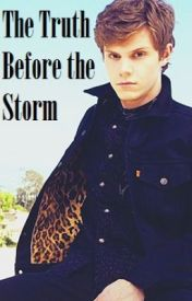 The Truth Before The Storm - Evan Peters by StoriesofTate