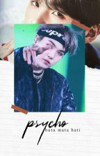 [c|15+] psycho ▷ yoongi by apgujeon_
