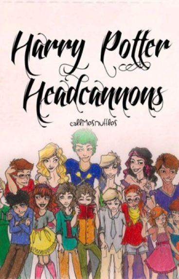 Harry Potter Headcanons and Oneshots