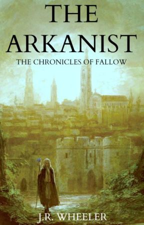 The Arkanist (Second Draft) by JackPagliante